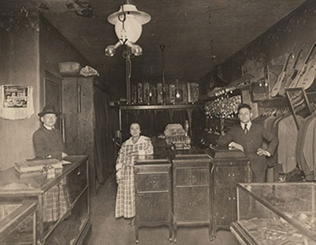 Pawn Shop in 1924