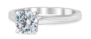 Engagement diamond jewelry to be appraised